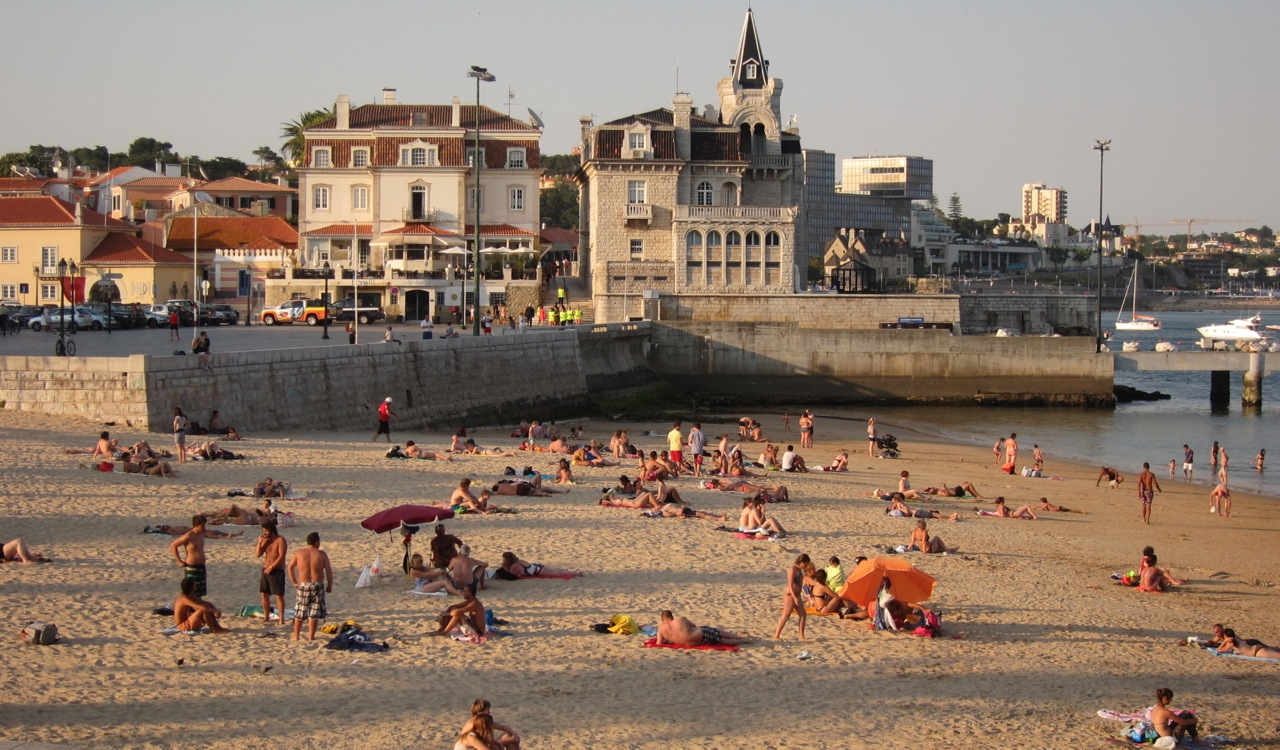 A quiet beach town along the Lisbon coast - You Should Go Here