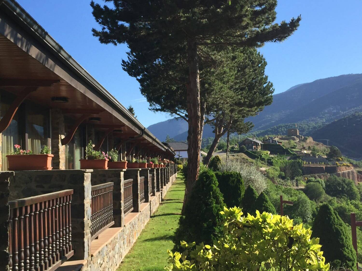 Best hotel in Catalan Pyrenees