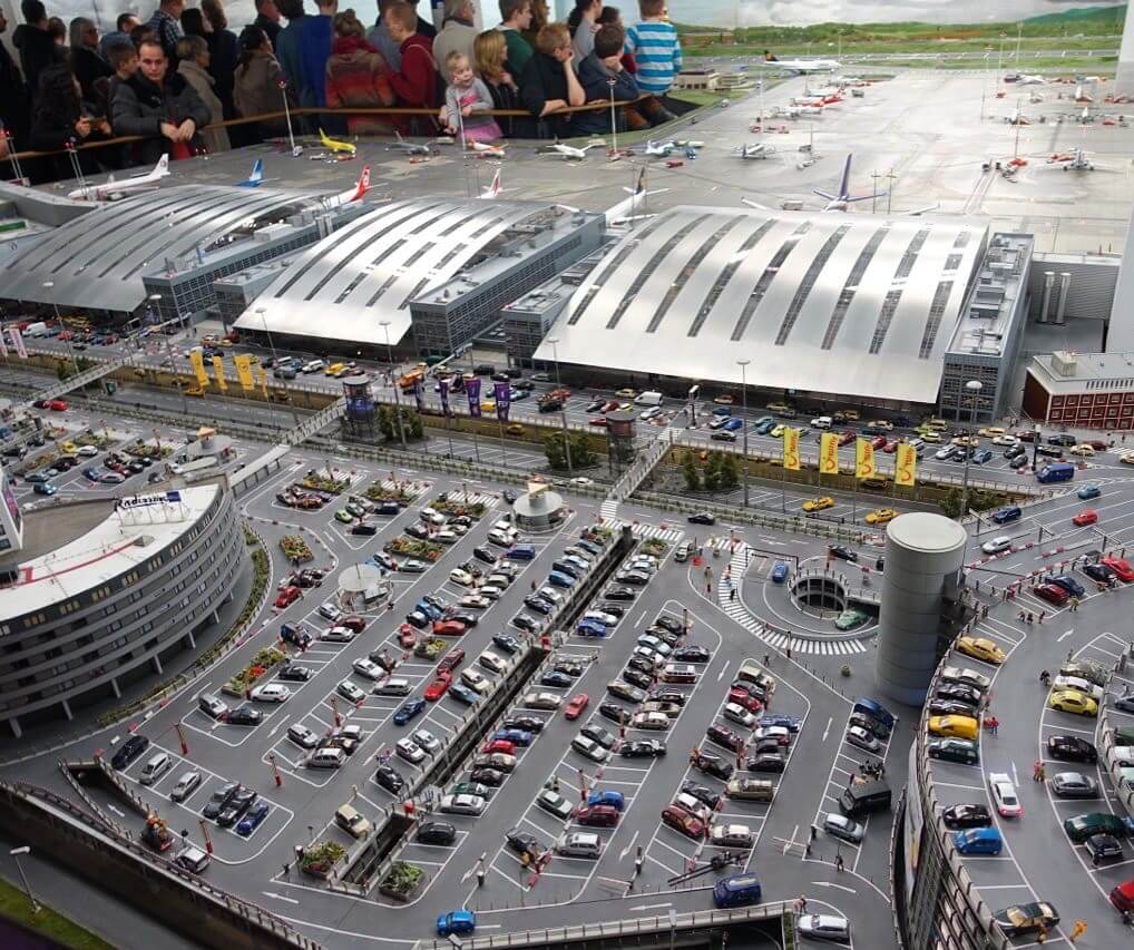 Miniatur Wunderland Hamburg Airport
