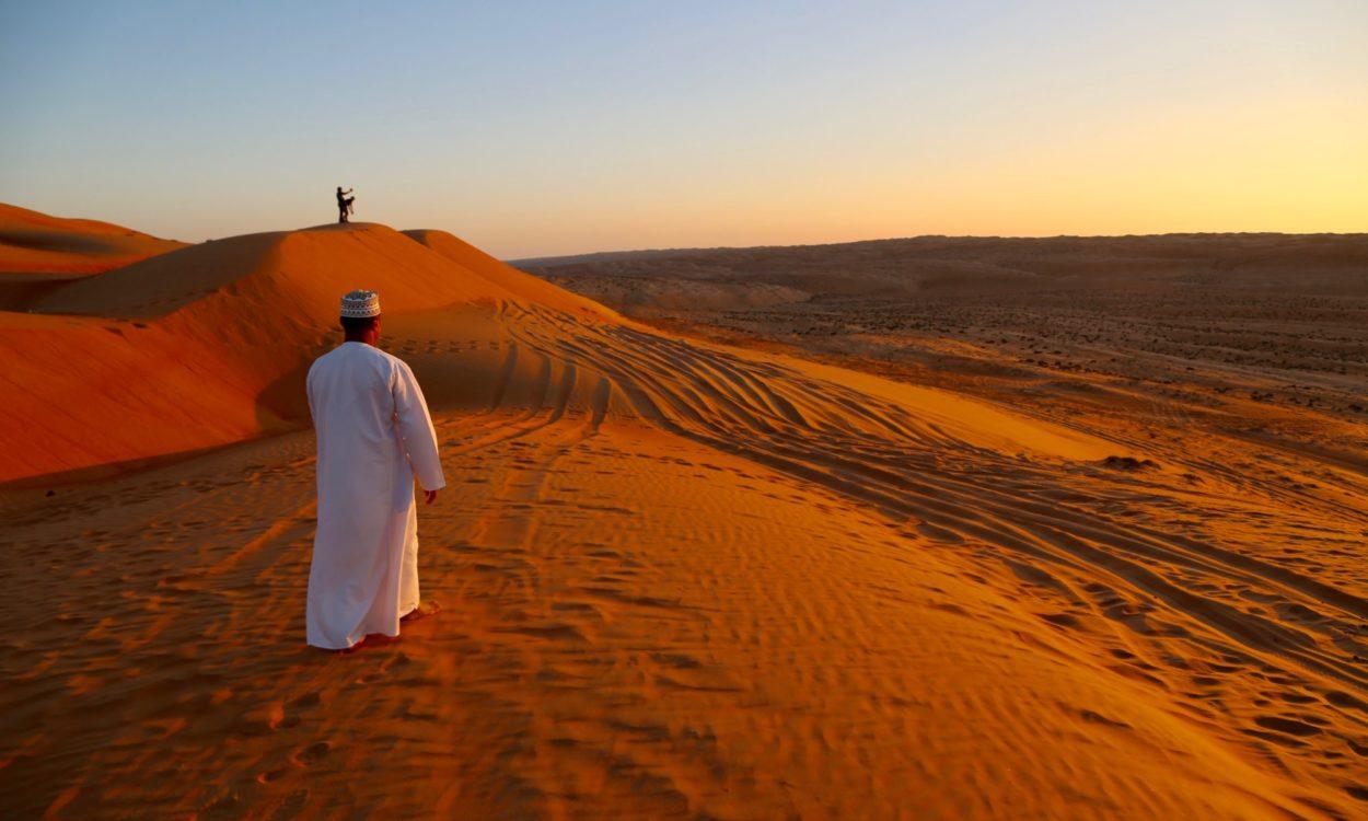Oman Wahiba Sands