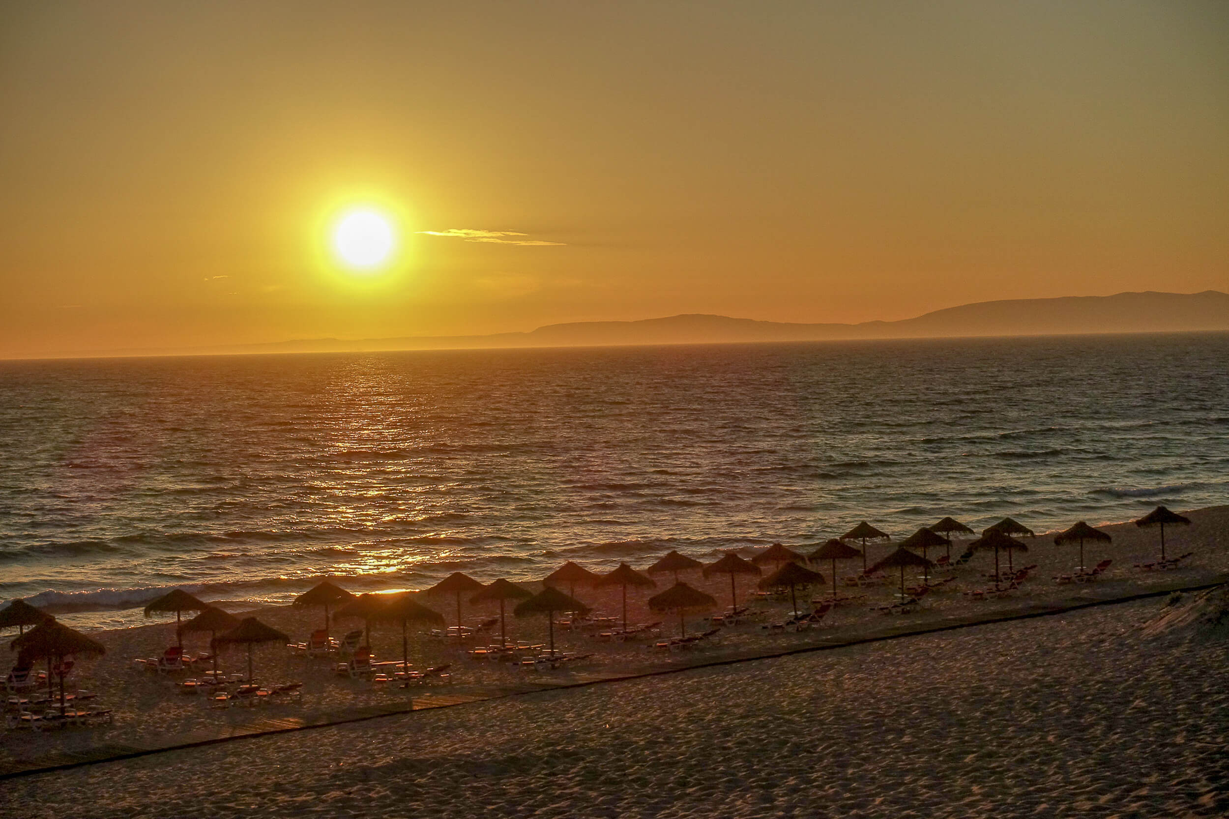 Restaurant Sal Comporta sunset view
