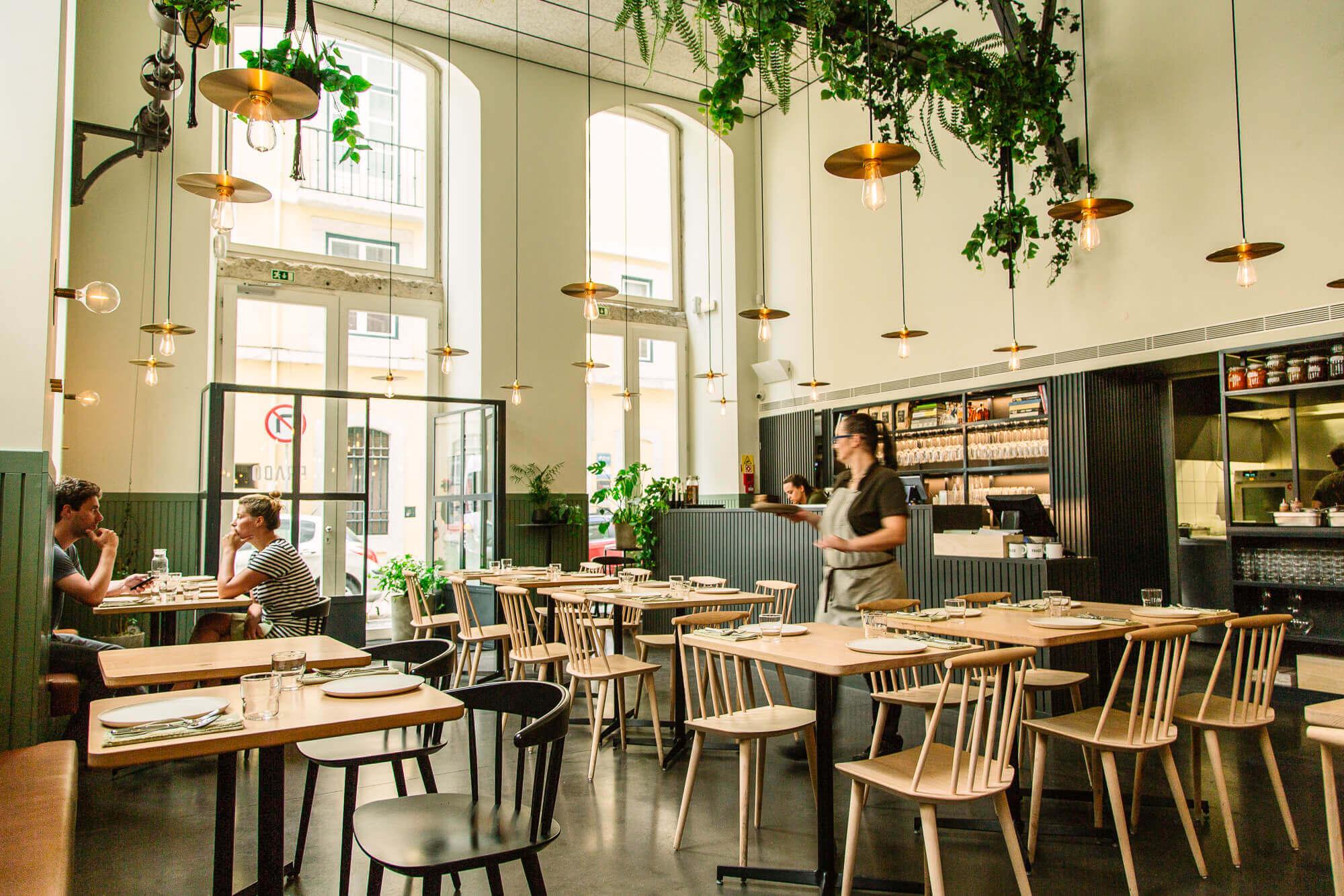 Prado restaurant Lisbon