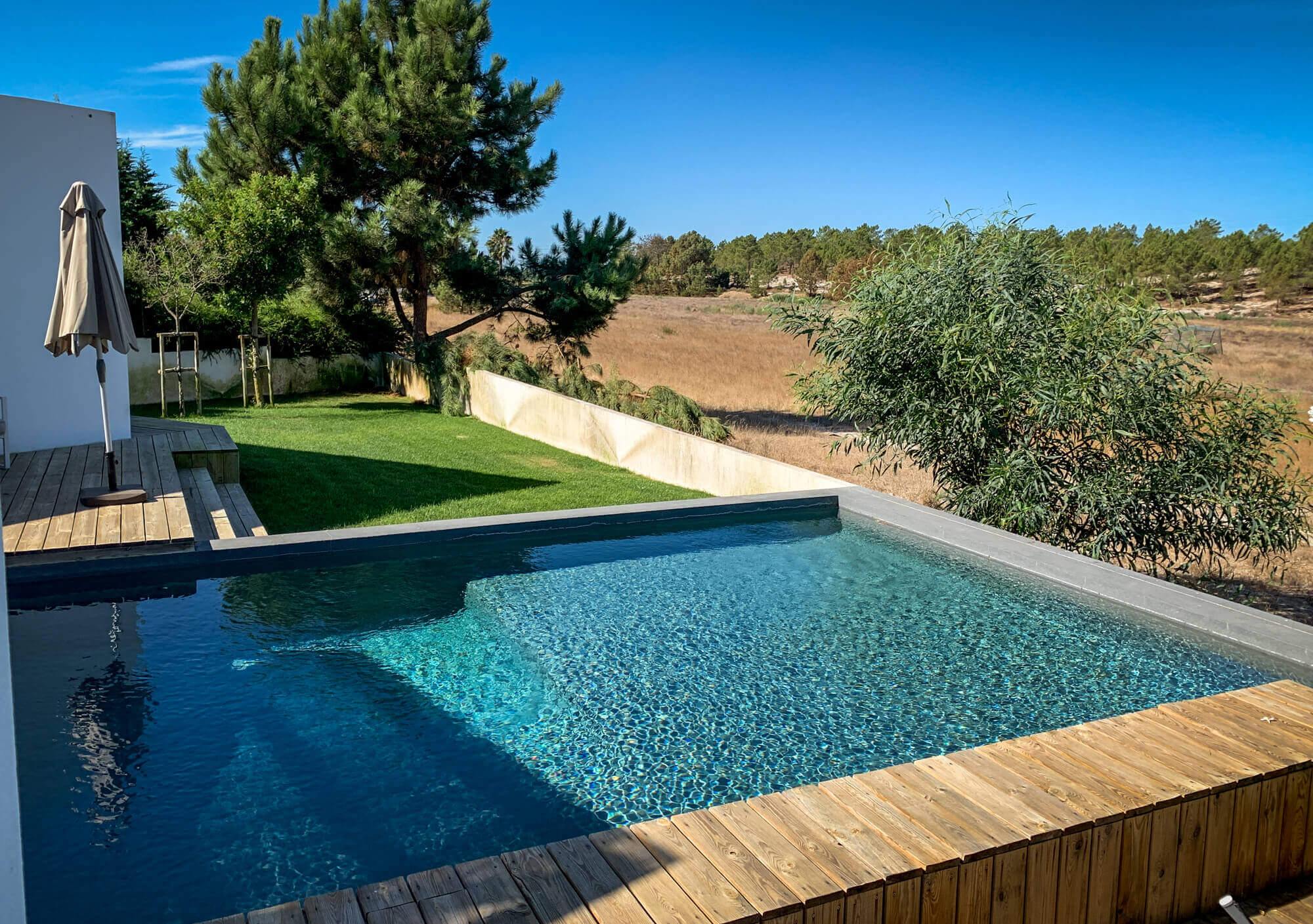 Brejos villa view