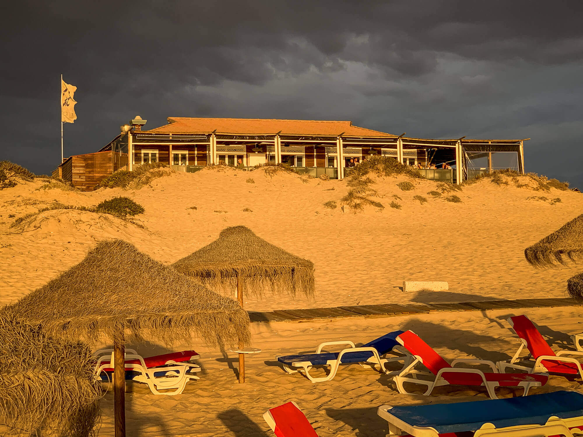 Restaurante Sal from beach