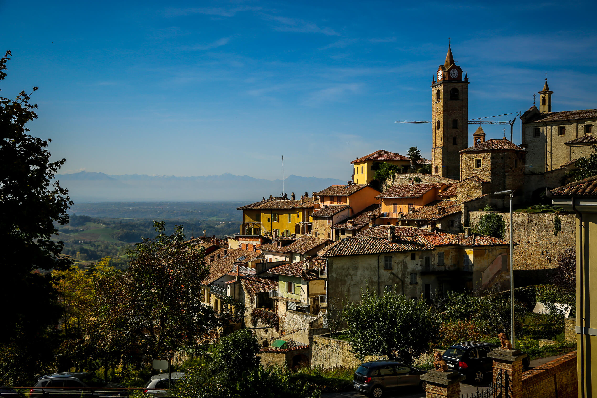 Monforte valley view