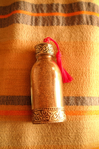 Dar Ahlam Sahara sand souvenir