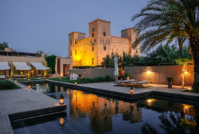 AN AMAZING KASBAH IN A MOROCCAN DESERT OASIS