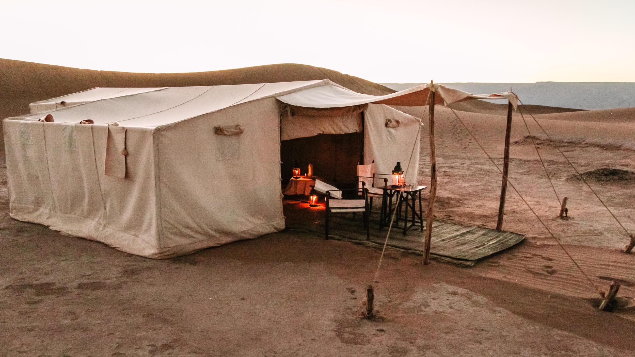 Dar Ahalam Desert Tent