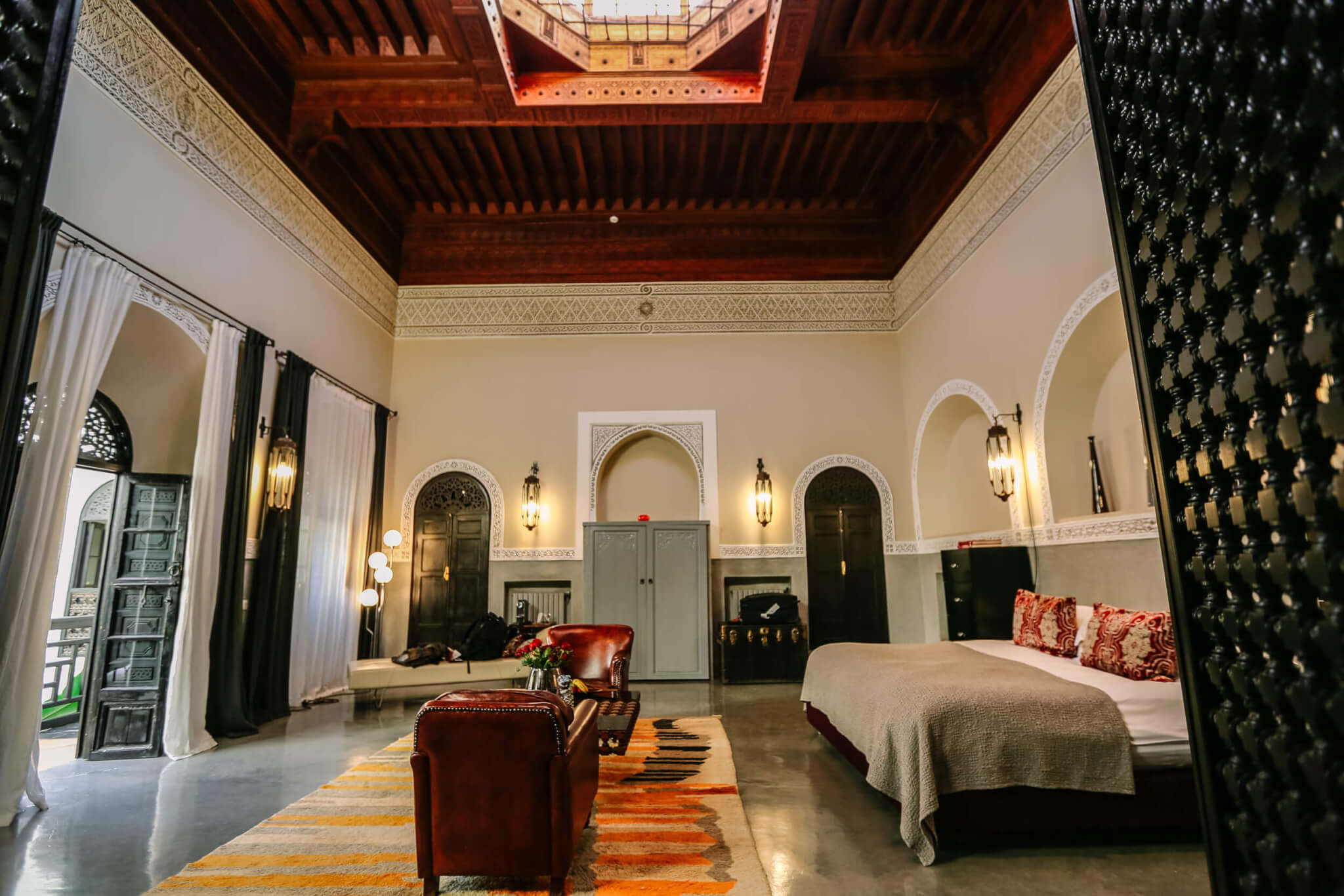 Riad 72 Marrakech Grand Suite room