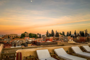 STAY IN A QUIET RIAD IN MARRAKESH'S BUSY MEDINA