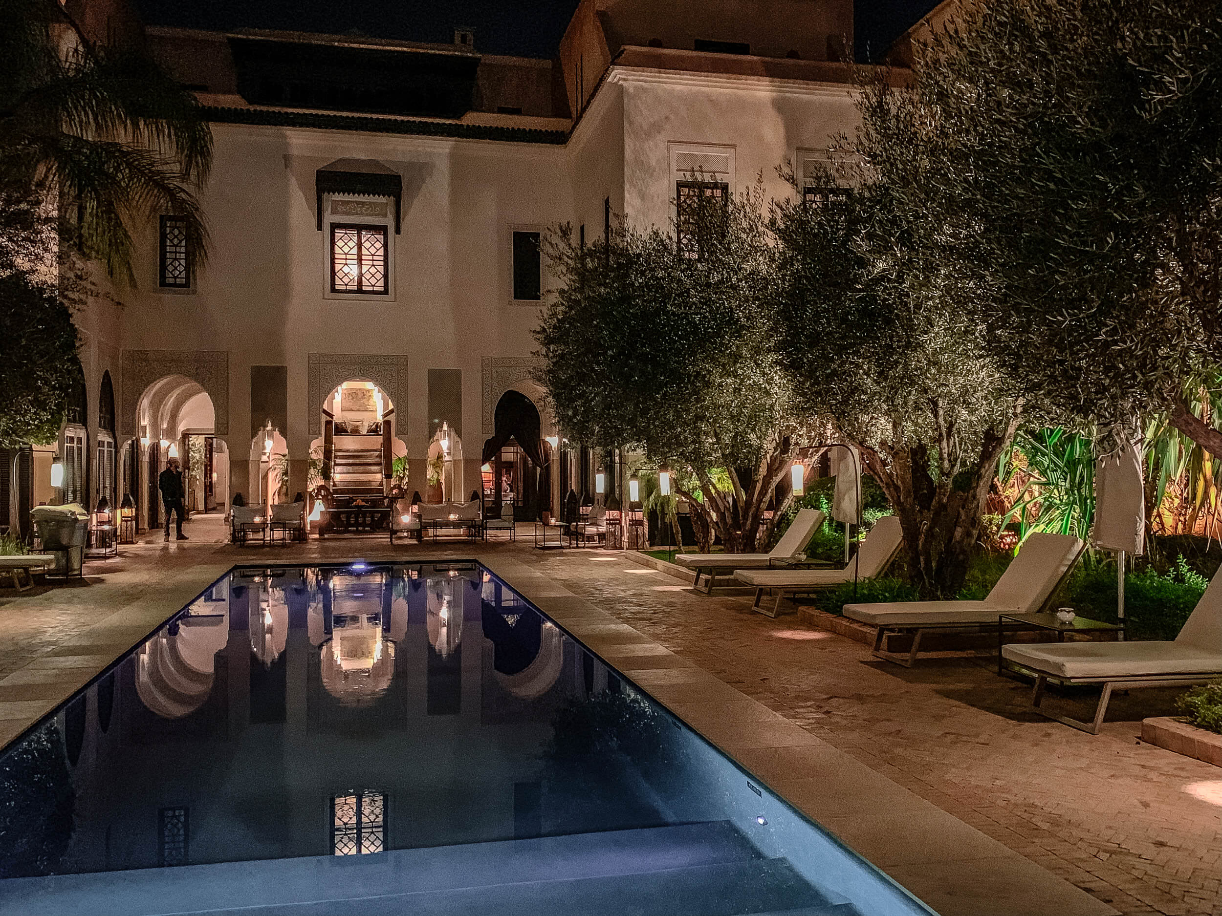 Villa des Orangers Pool