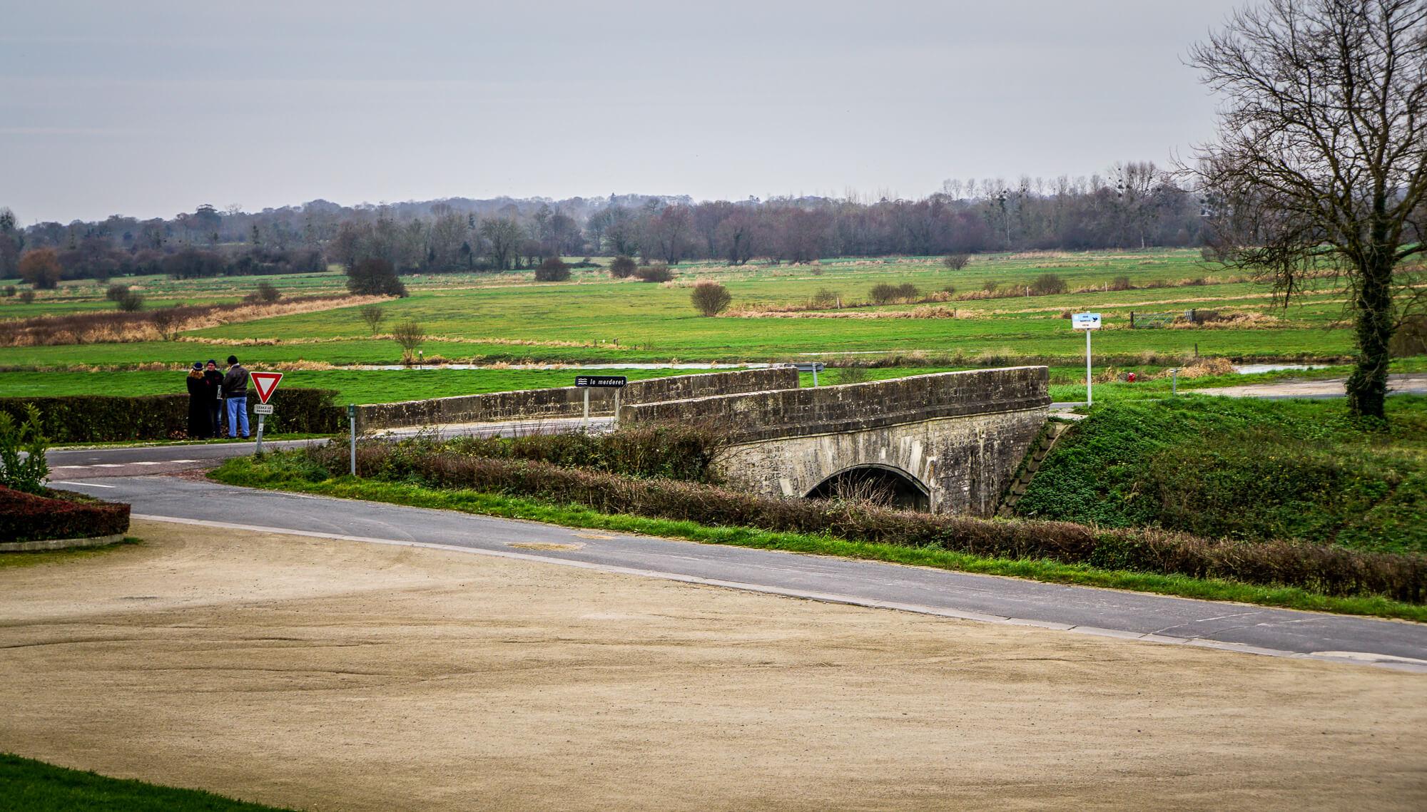 Le Merderet bridge