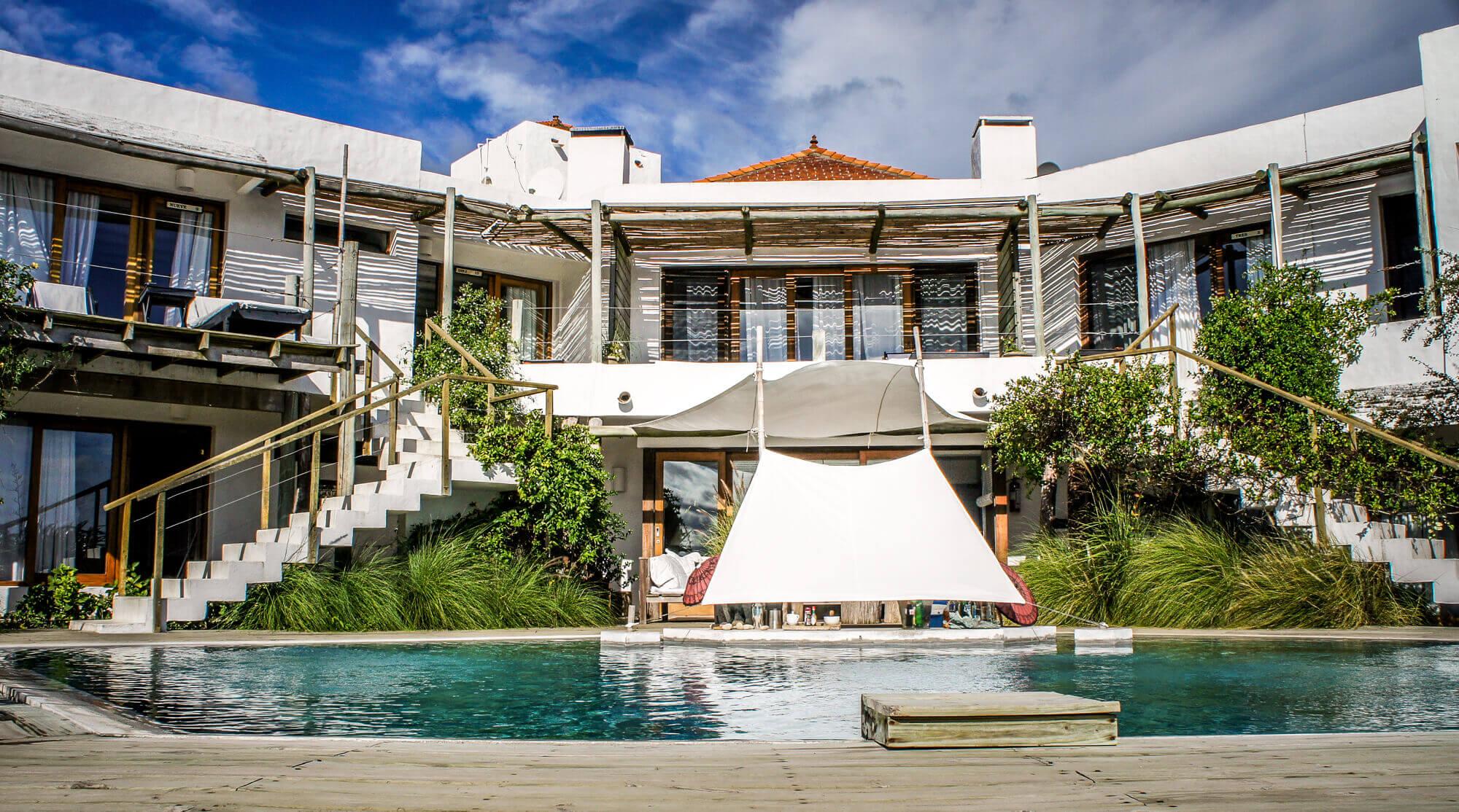 Posada del Faro boutique hotel Jose Ignacio