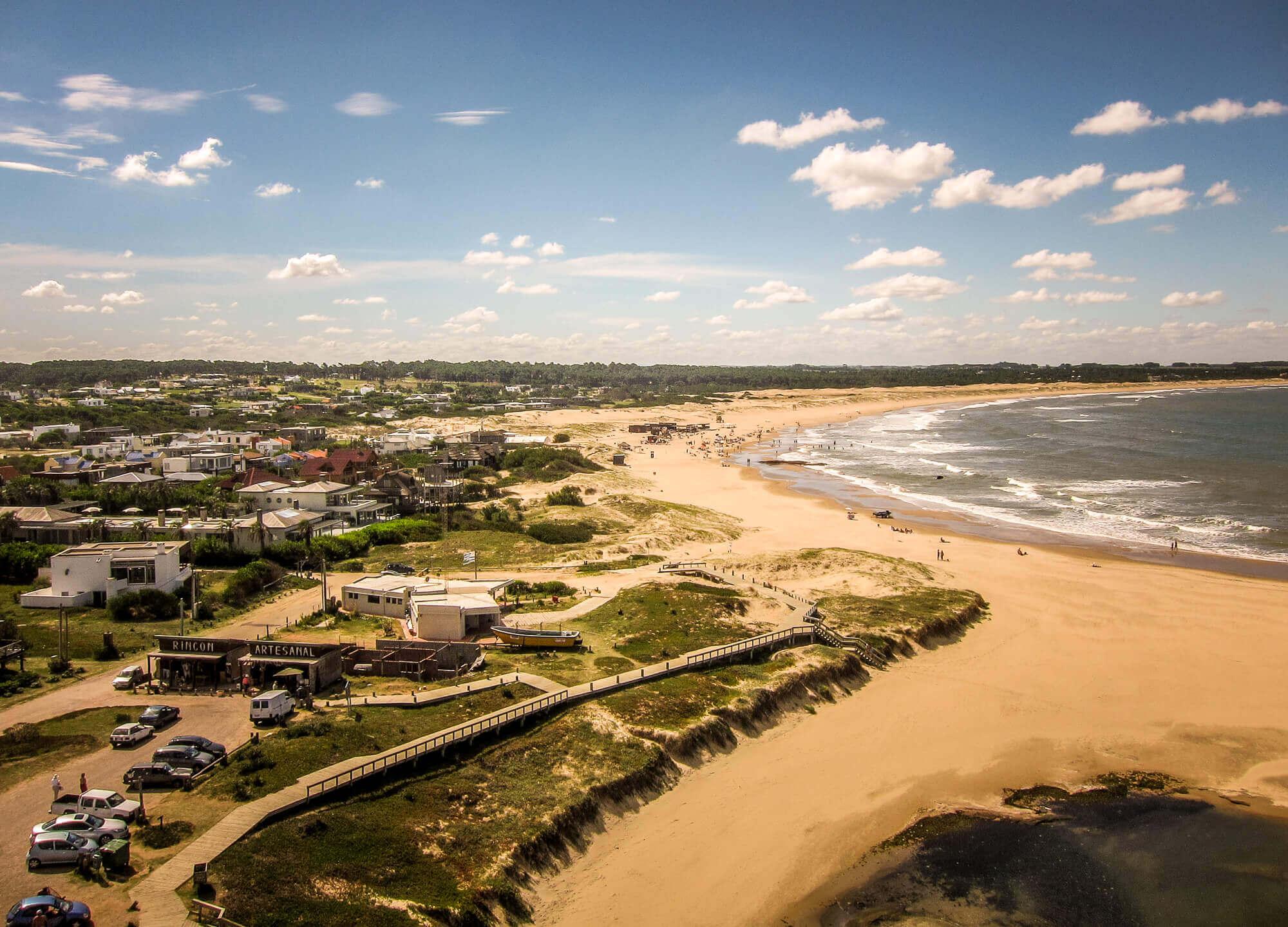 view of Playa Brava Jose Ignacio