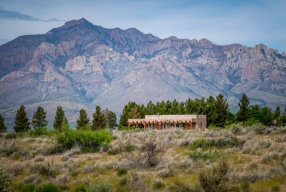 STAY ON A PRIVATE RANCH IN THE NEW MEXICO DESERT