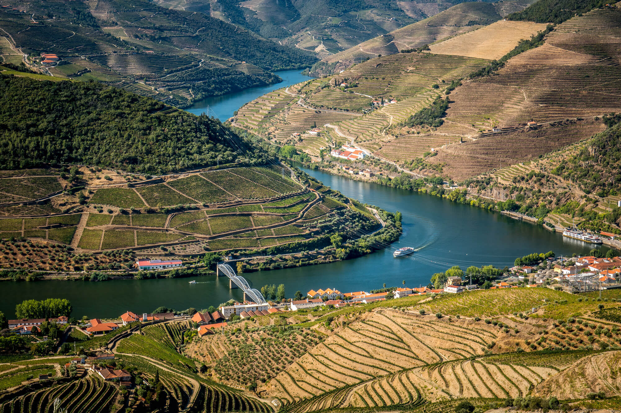 view of Douro River