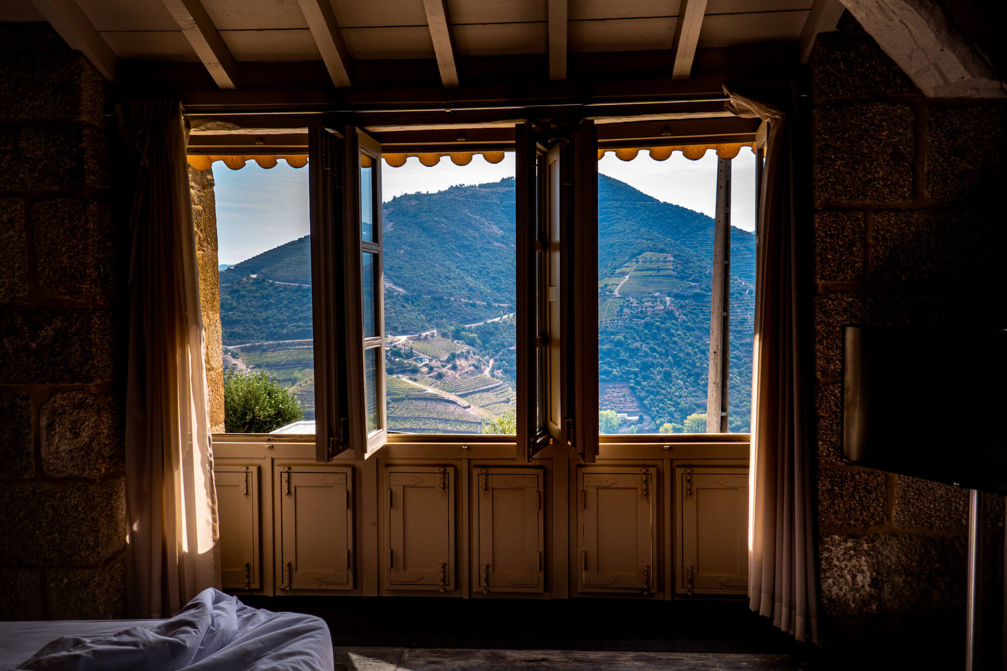Room view Vila Gale Douro Valley