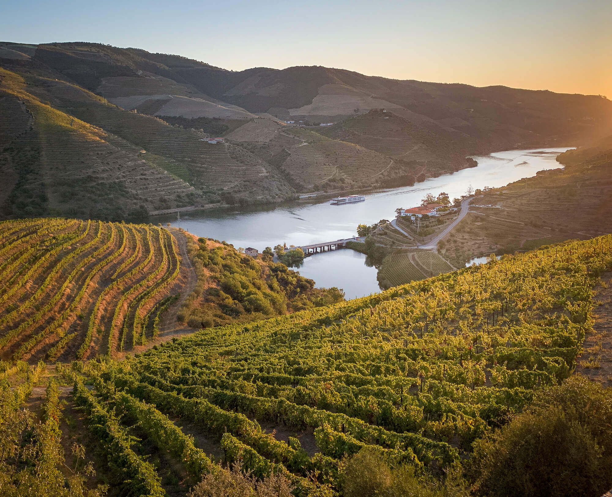 Vila Gale Douro river view