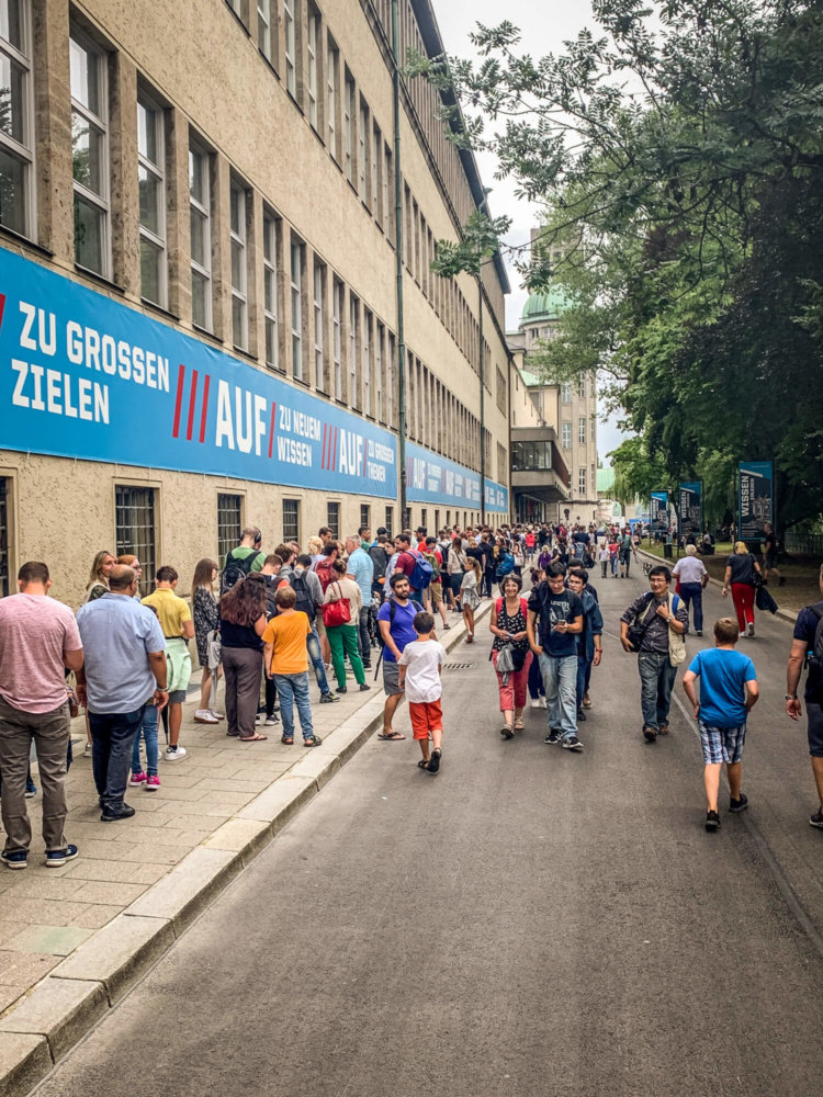 Deutsches Museum line