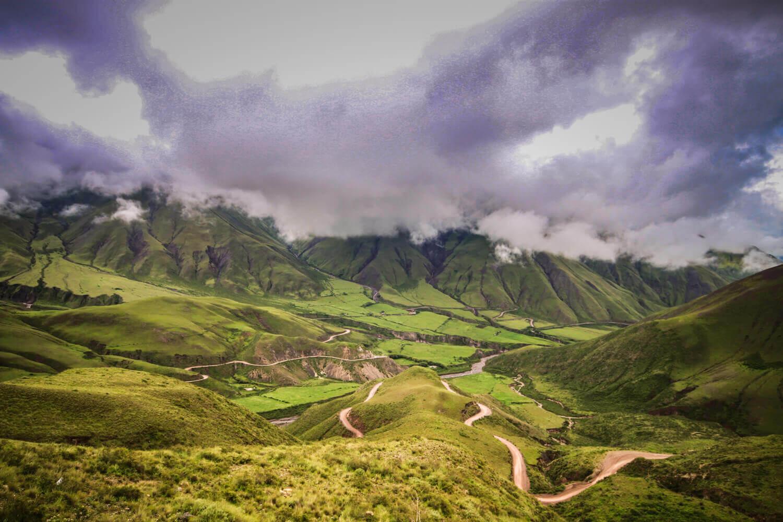 road trip Cuesta del Obispo Salta to Cachi