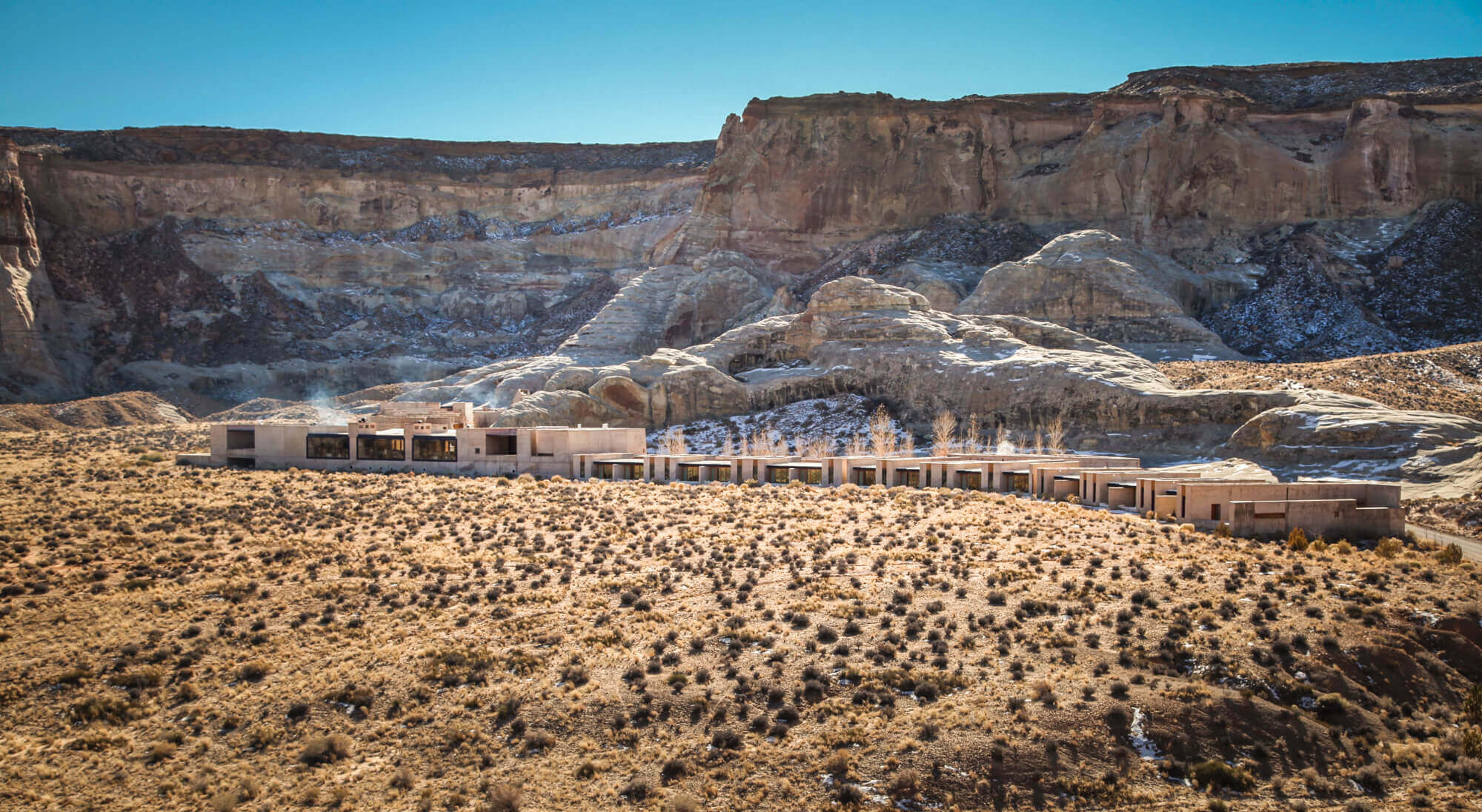 Amangiri best luxury hotel United States