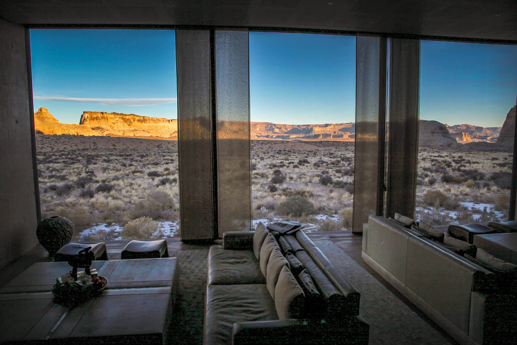 Amangiri luxury hotel review