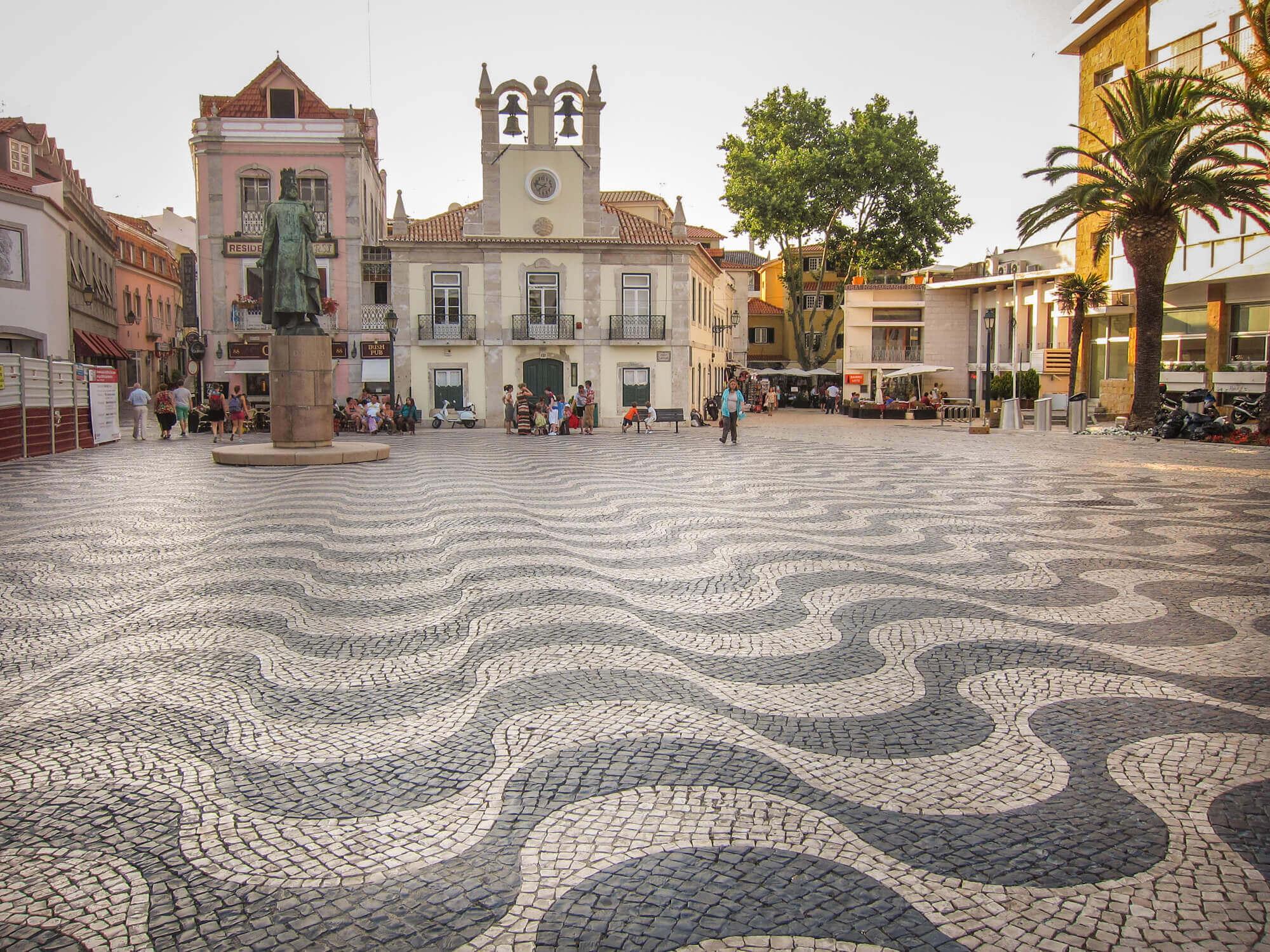 Cascais main square