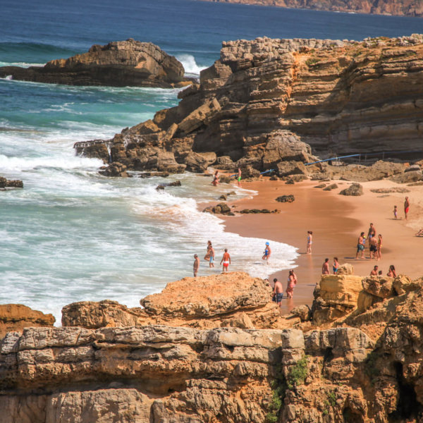 Praia do Guincho best beach Portugal