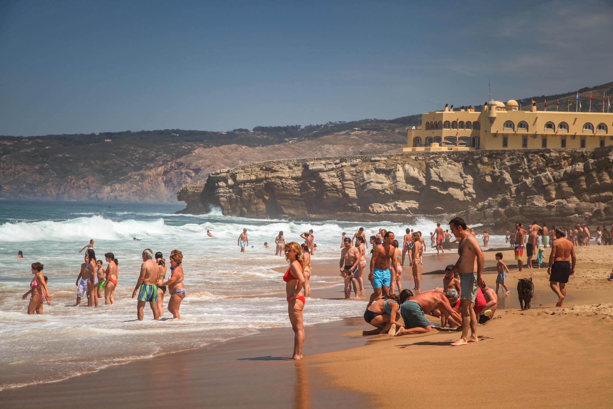 Praia do Guincho Portugal