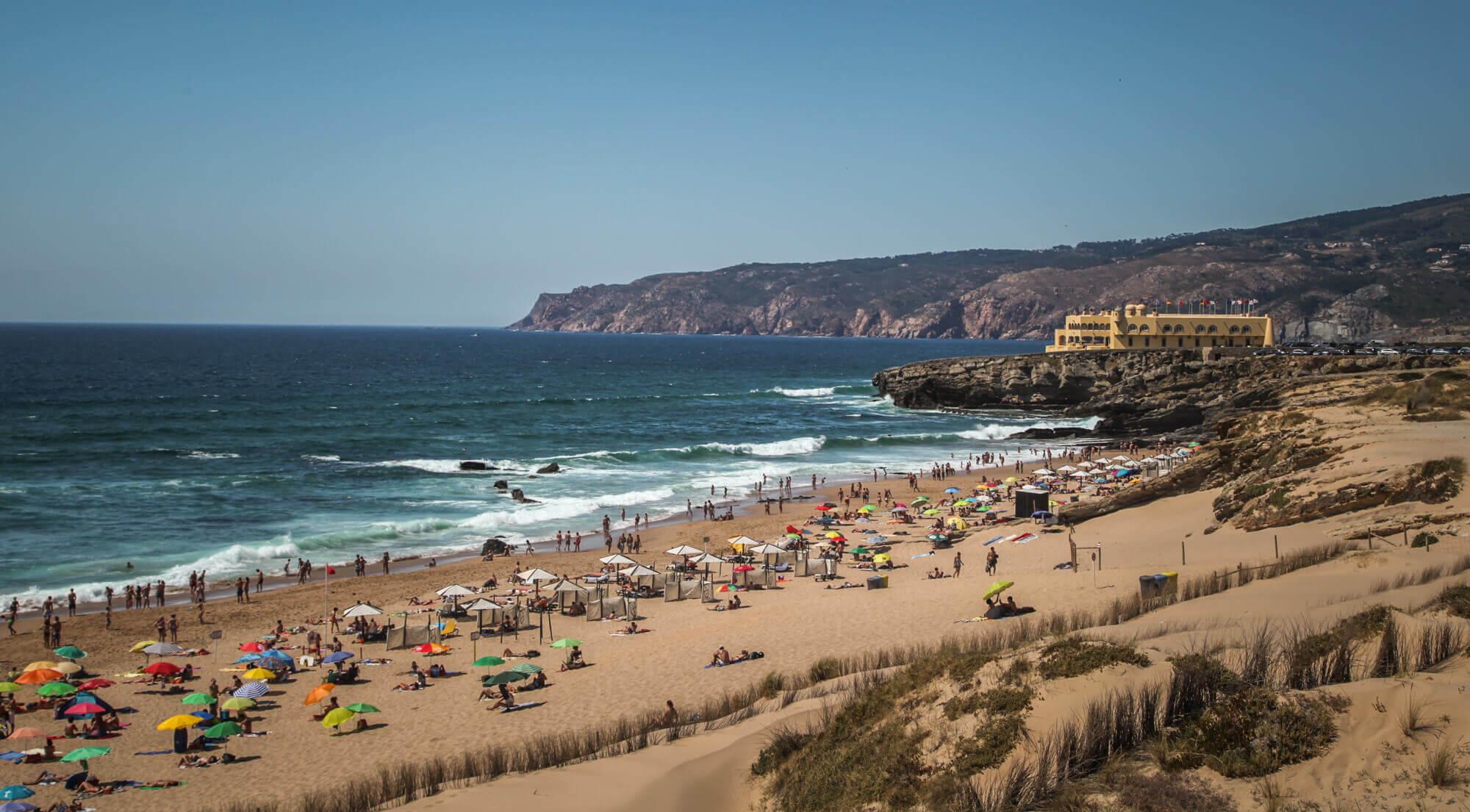 Praia do Guincho best beach