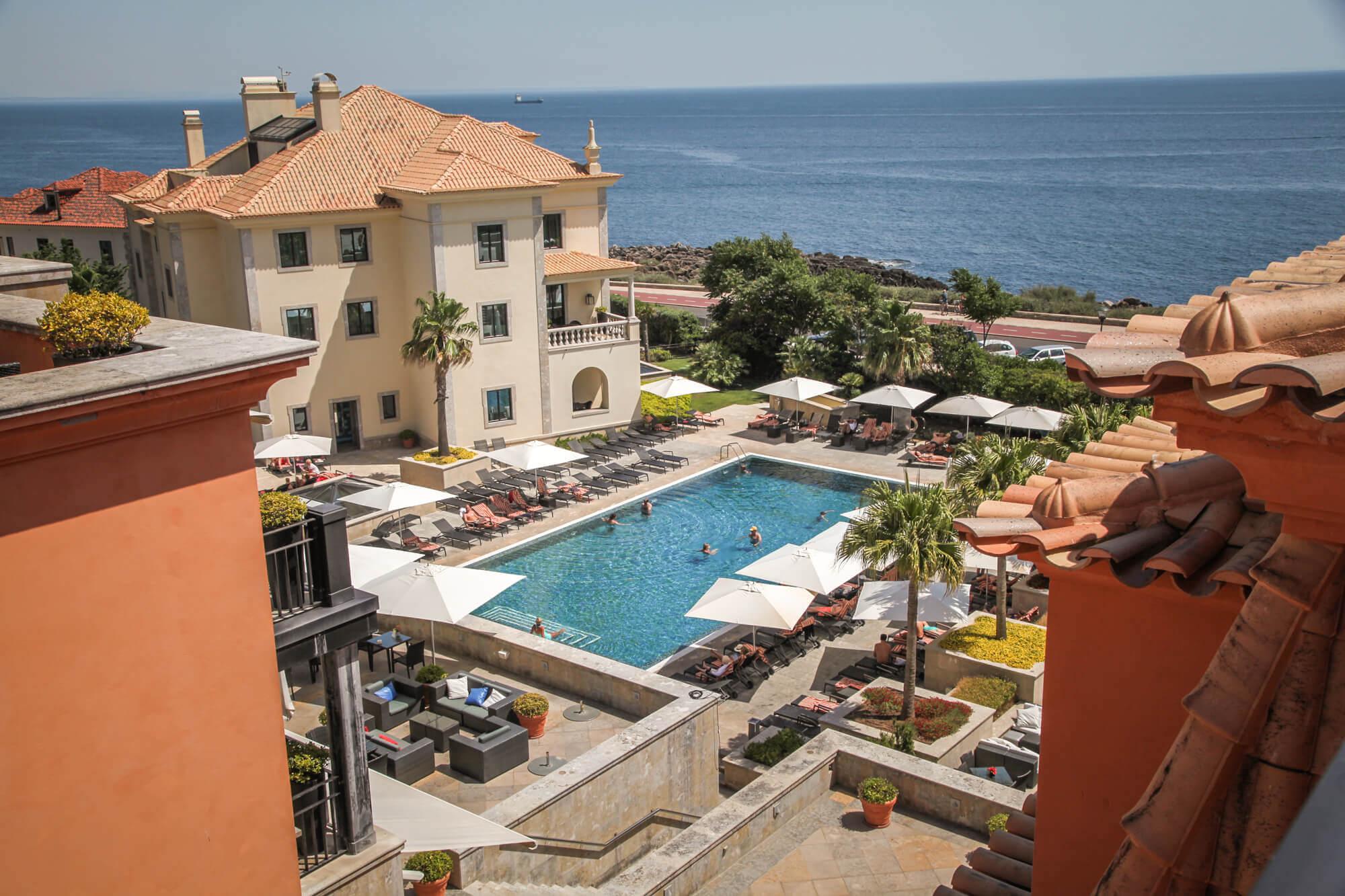 Grande Real Villa Italia Cascais ocean view