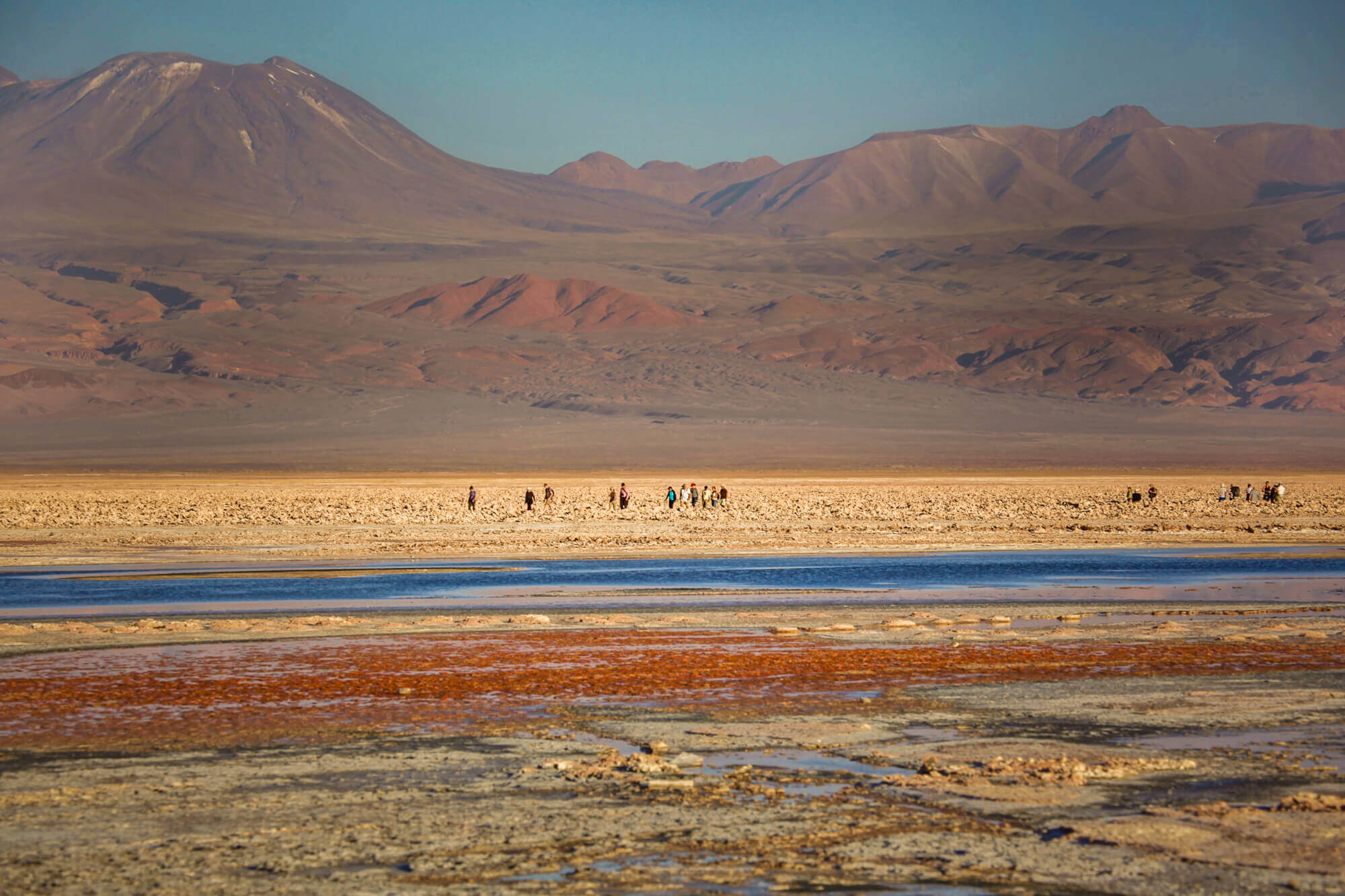 guided tour Salar de Atacama