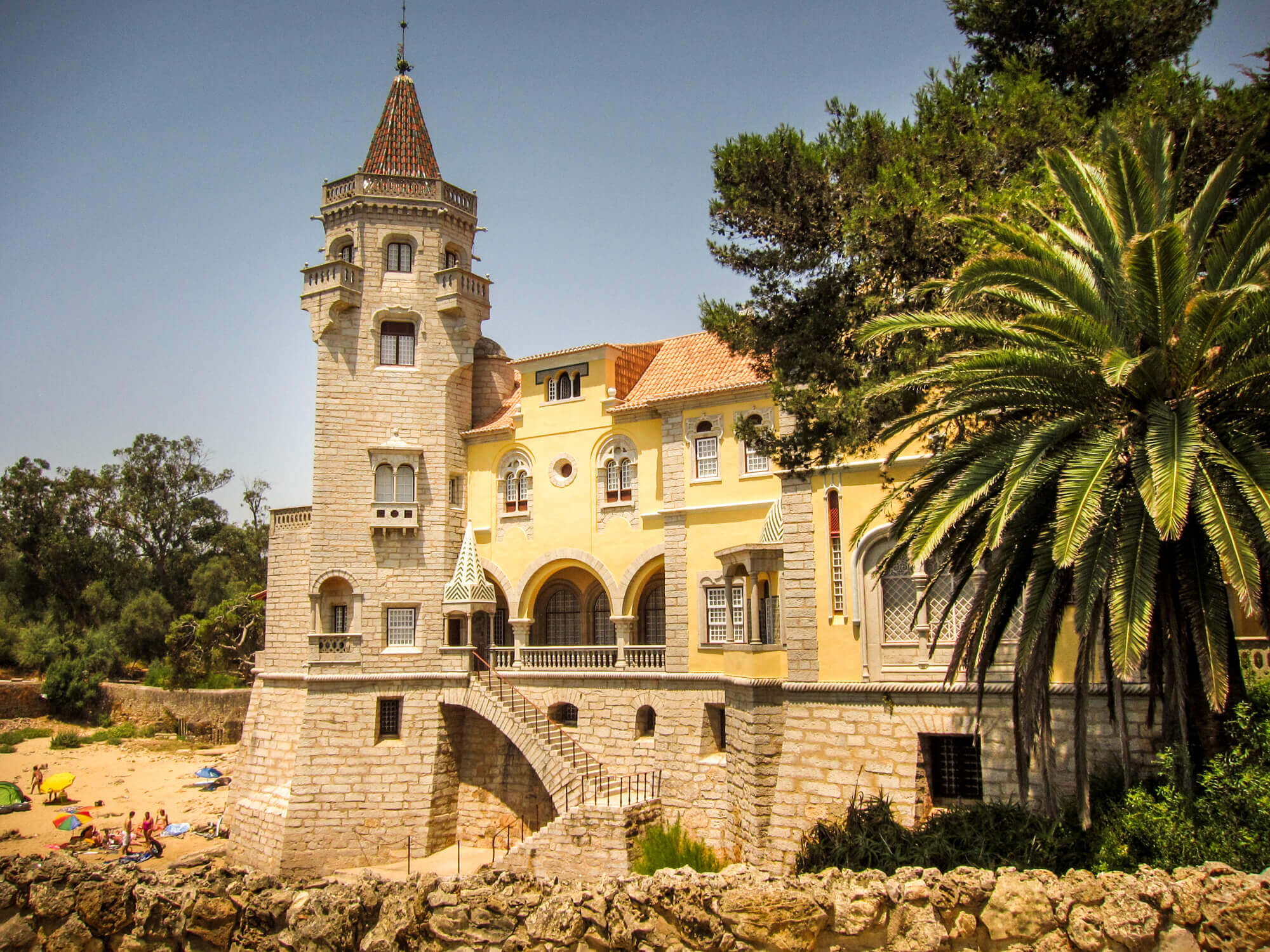 Villa in Cascais the perfect place for a long weekend.
