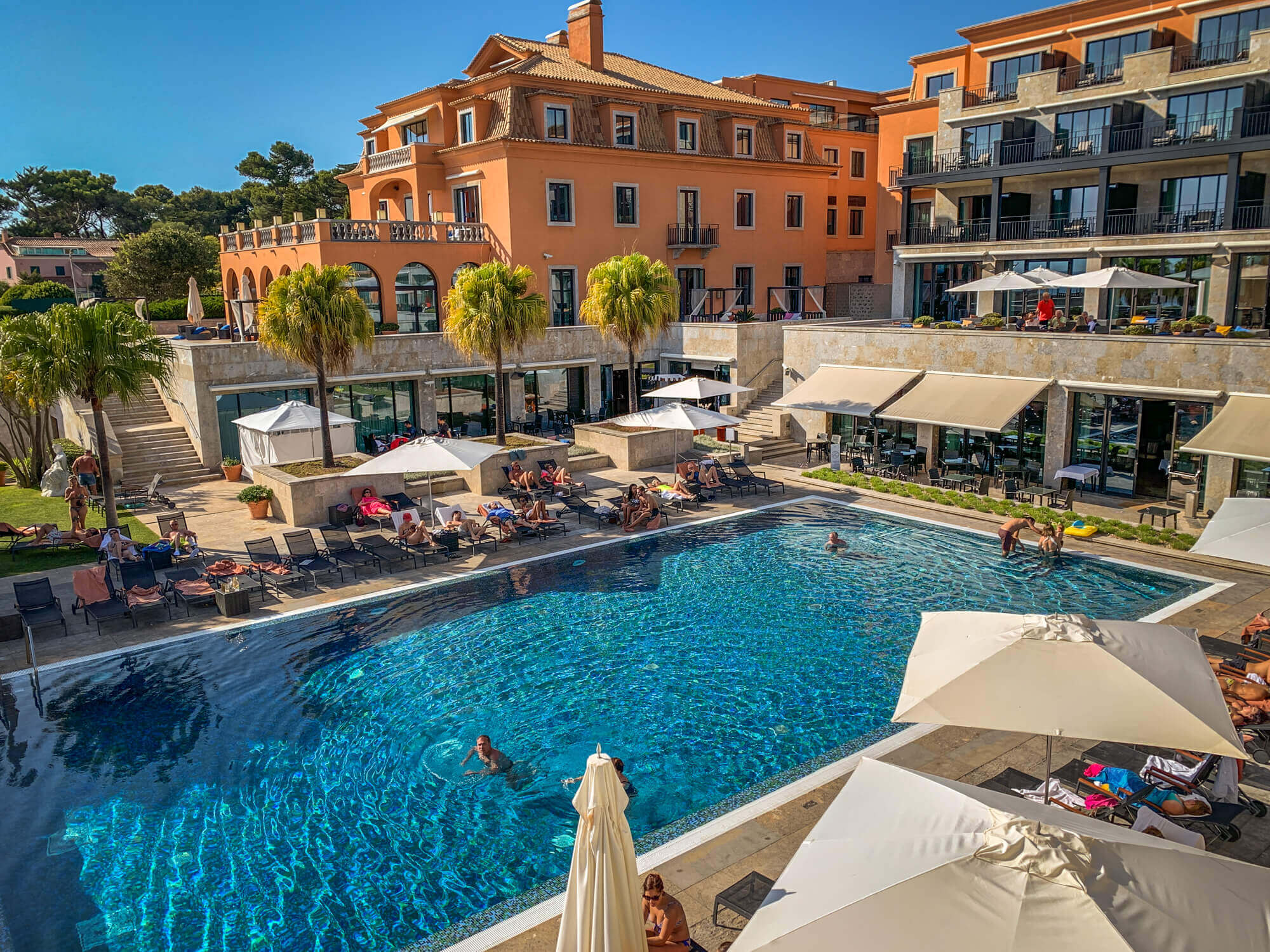 Villa Italia Cascais best hotel