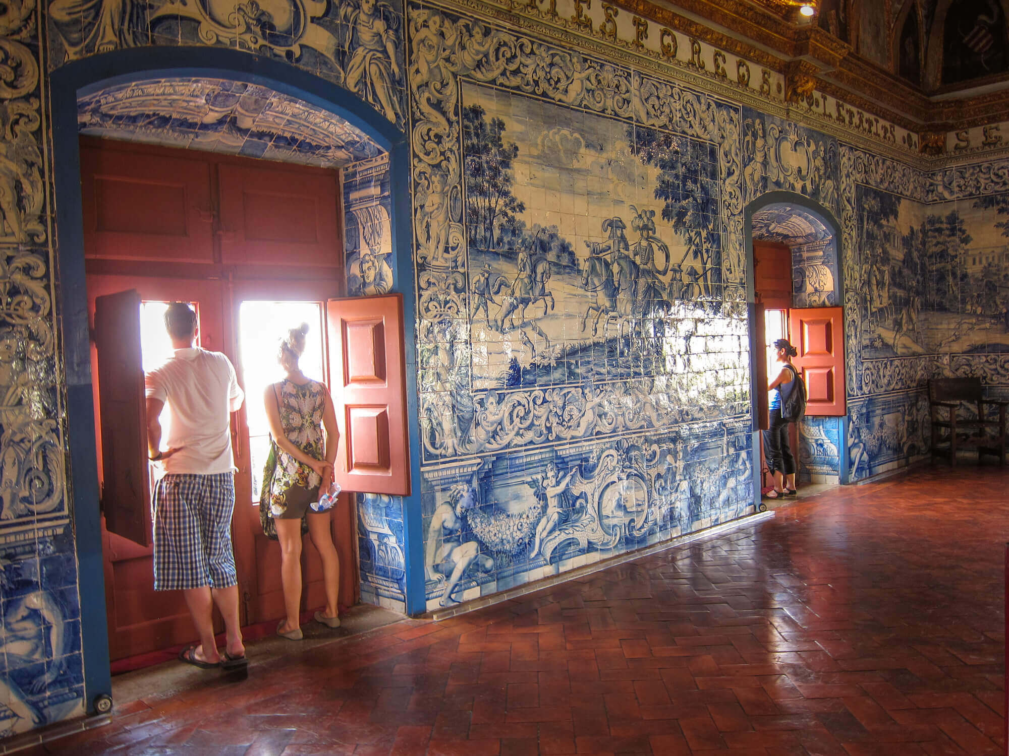 Pena Palace Sintra interior
