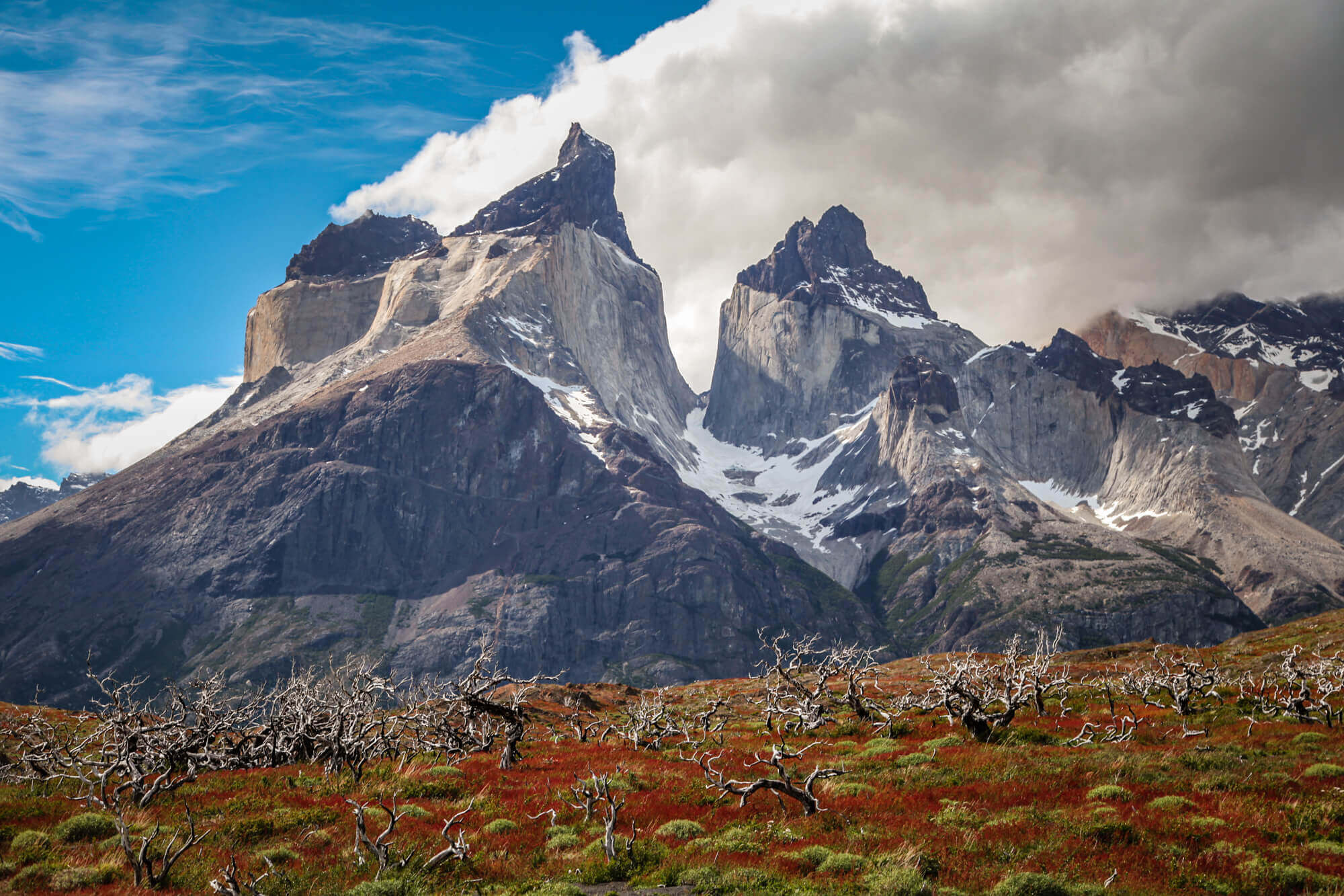 The Horns Torres del Paine Los Cuernos
