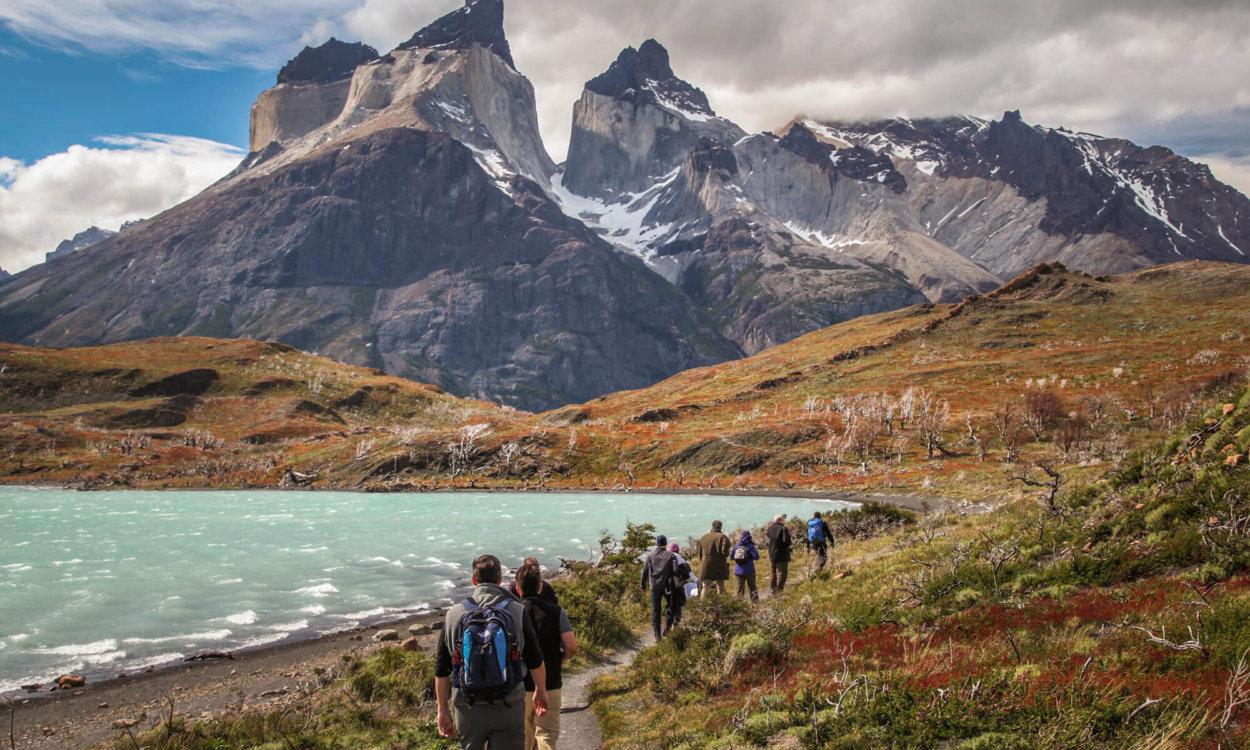 best hikes Torres del Paine