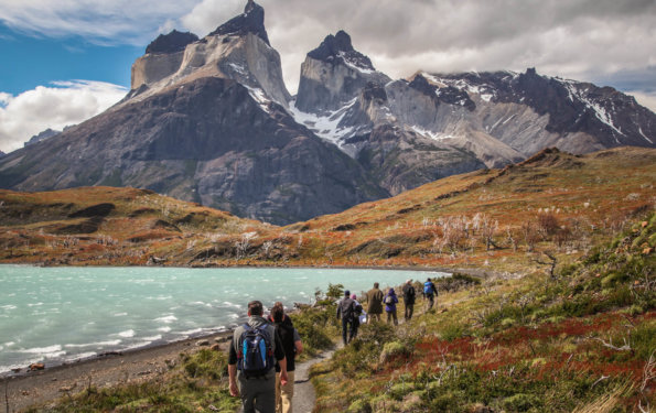 best hikes Torres del Paine